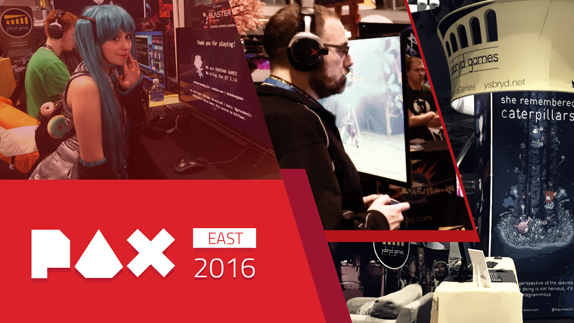 Sound BlasterX Partners with ysbryd games to Showcase Gaming Gear at PAX East 2016